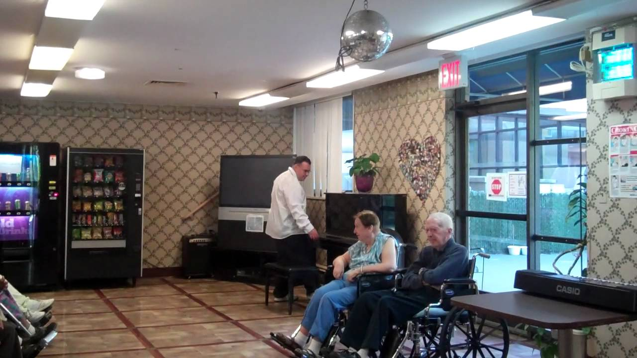 Piano Mike from Lifestyles for the Disabled, Staten Island ...