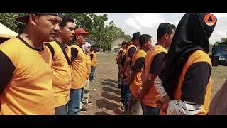 Simulasi Gempa Bumi Desa Temuwuh sebagai Desa Tangguh Bencana Kab Bantul Tahun 2019