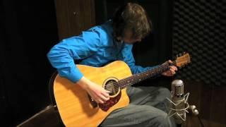HUNTER VAN LARKINS - Bull On Fire (Acoustic Guitar)