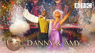 Danny John-Jules & Amy Dowden Paso Doble to 'The Greatest Show' - BBC Strictly 2018