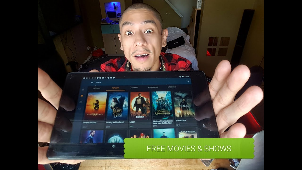 Teatv App Free Movies Tv Shows For Android Youtube