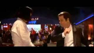Танец Траволты и Умы Турман