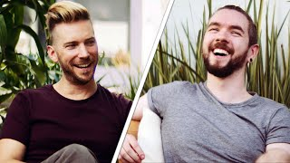 The CREEPY Hotel Picture Incident with Troy Baker