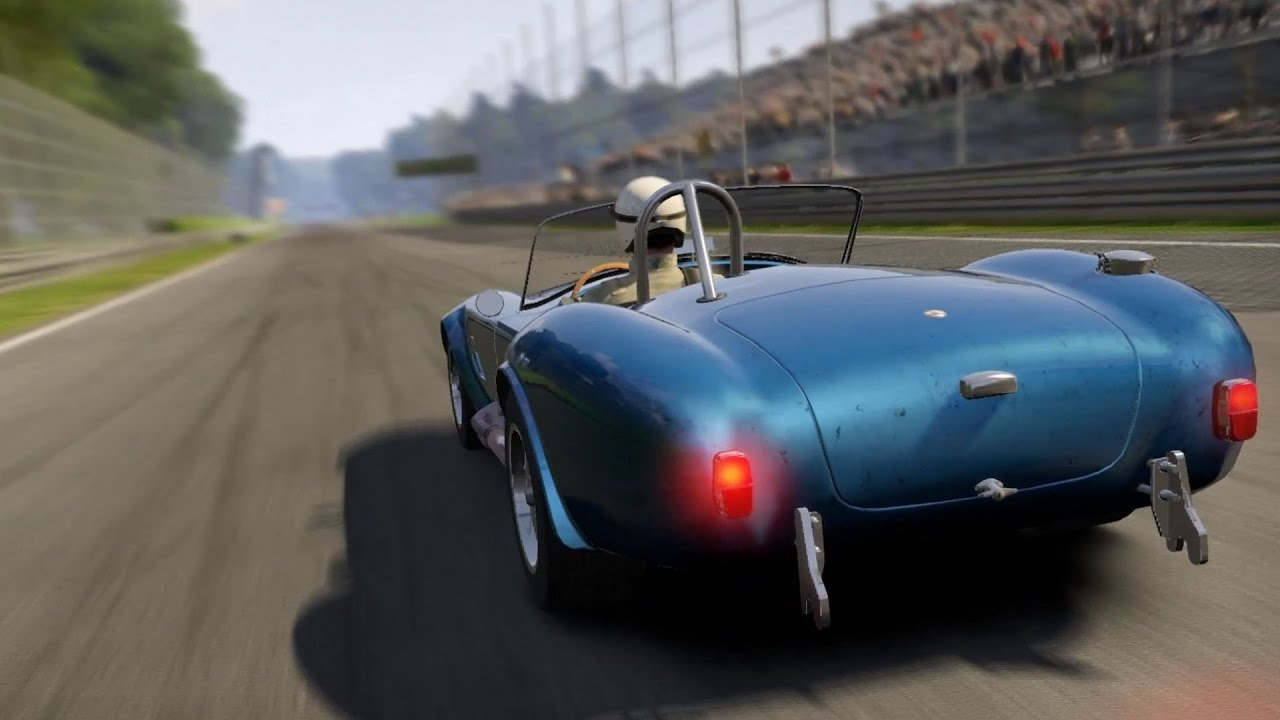 Need For Speed: Shift 2 Unleashed - Shelby Cobra 427 - Test Drive ...