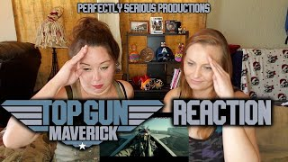 Top Gun 2: Maverick Trailer Reaction