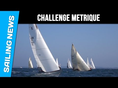 Metric Class boat Challenge - teaser