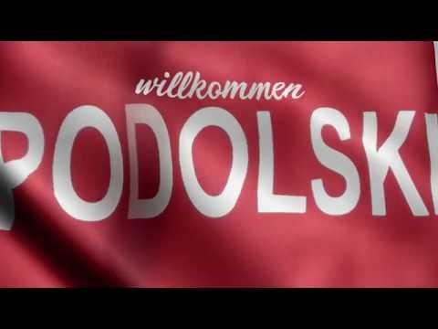🤝 Willkommen - Welcome - Hoş Geldin Lukas Podolski