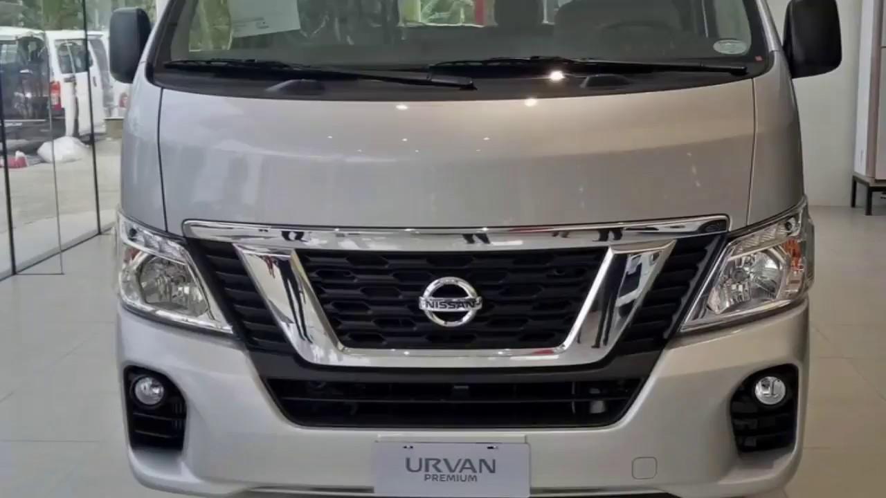 5c79a6a4ea The All-New 2019 Nissan Urvan Premium