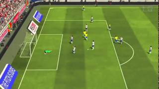 PES 2015 Gameplay Compilation 1