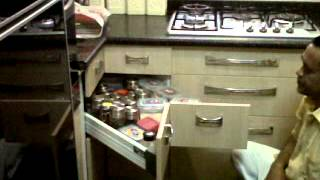 Modular Kitchen Compact But Fully Functional