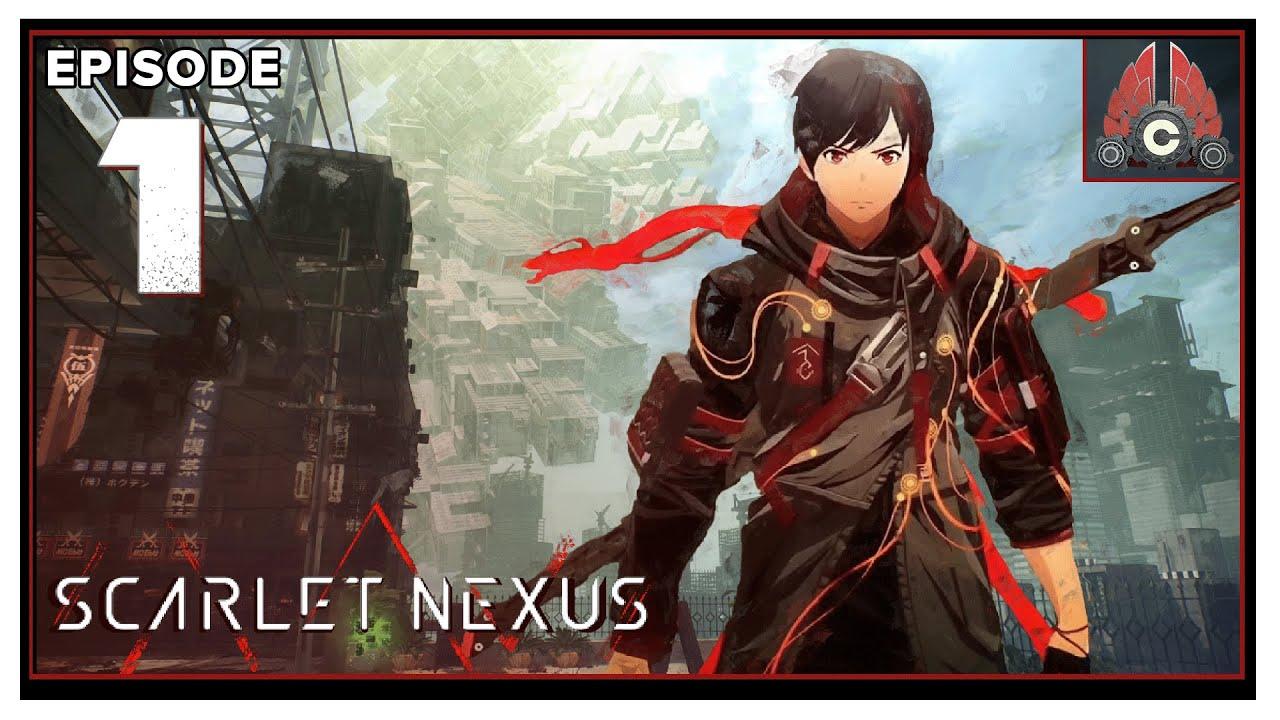 CohhCarnage Plays SCARLET NEXUS Demo