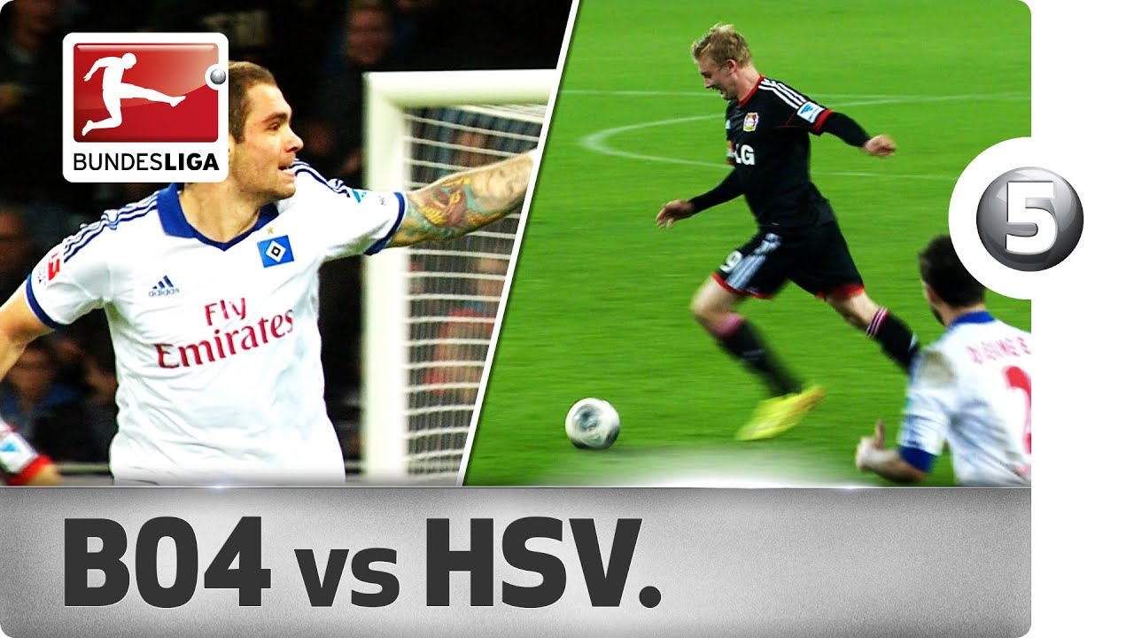 Hamburg Vs Leverkusen
