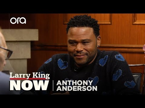Anthony Anderson Discusses What Matt Damon didn't want to say on 'The Departed'