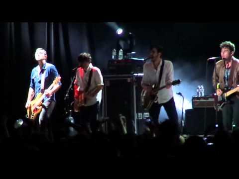Arkells--Whistleblower--Live @ CNE Bandshell Toronto 2012-08-29