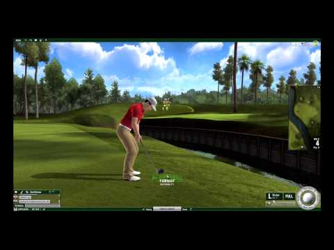 Let's Play Tiger Woods PGA Tour 2012 The Masters Part 1