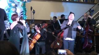 Watch Martin Nievera The Most Wonderful Time Of The Year video