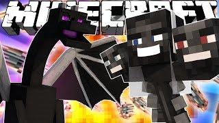 If the Ender Dragon and Wither Got Married - Minecraft