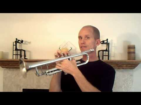 How To Play The Trumpet - Notes and Beginning Technique