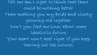 The Postal Service - Nothing Better [Lyrics]