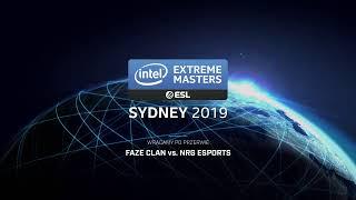 IEM Sydney 2019 | Faza grupowa - Dzień 2