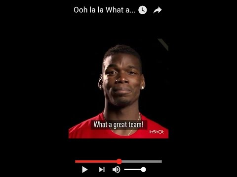Ooh la la  What a great team ||PAUL POGBA|| FIFA 17 | EASports