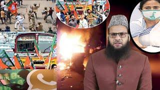 #Primetime:E18/1/21:Gujrat:HalatKharab:VHPJuloos:Bengal:Pathrau:Gaza Attack:PoliceSexRacket:Whatsapp