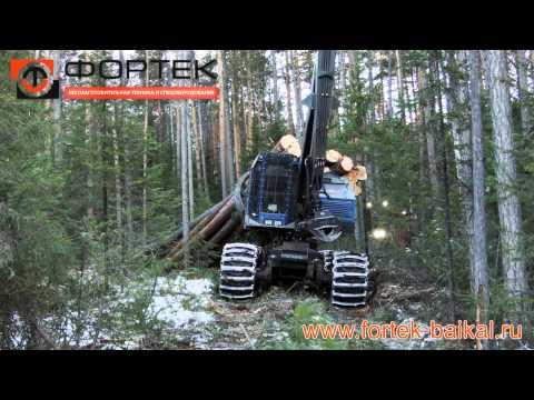 TimberPro TF840 Skidder