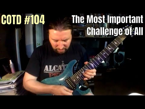 The Most Important Challenge of All | ShredMentor Challenge of the Day #104