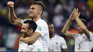Portugal 0 - 1 France Goal and Highlights International - Friendly 2015