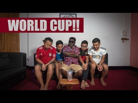Different types of Football Fans | World Cup | Comedy | Dreamz Unlimited