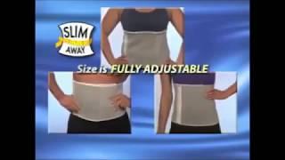 Slim Away Weight Loss Belt - Commercial Parody
