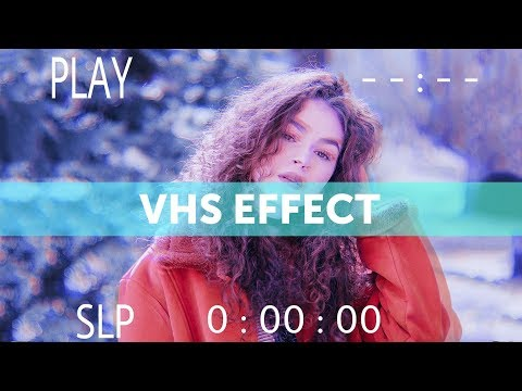 How to Get a VHS Overlay with PicsArt - Create + Discover with PicsArt