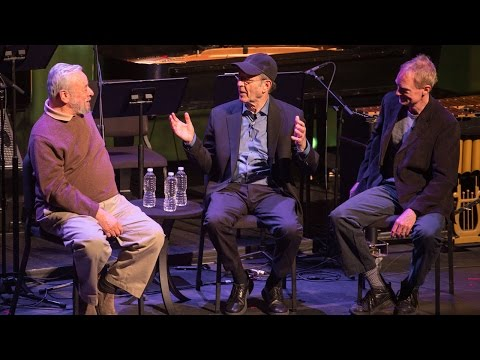 Reich and Sondheim: In Conversation and Performance