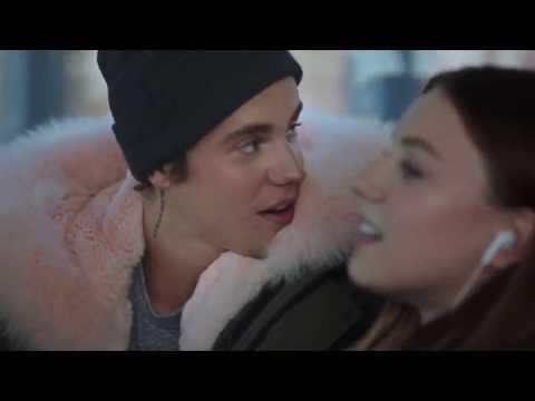 Justin Bieber music video Friends as German T Mobile commercial Deutsche Telekom's StreamOn campaign