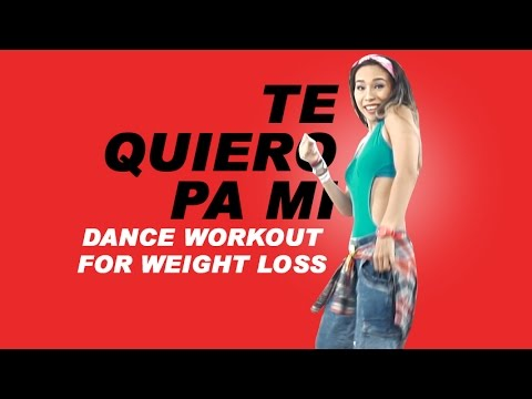 Te Quiero Pa Mi  Don Omar Ft Zion & Lennox Zumba®  Dance Workout For Weight loss  Michelle Vo