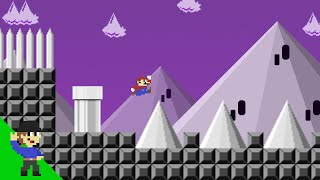 Level UP: Mario vs the World of Spikes