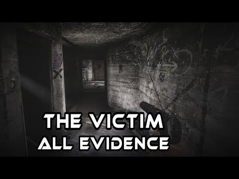 Get Even I The Victim I ALL Evidence Collectibles 'Cleaning Up The Mess'' I PS4 Pro