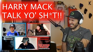 Download Harry Mack GOES CRAZY On Freestyle For Stevie Knight and Knox Hill   iKaanic REACTION
