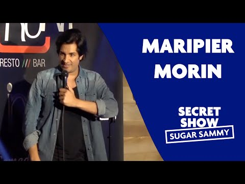 Sugar Sammy on Maripier Morin | Secret Show