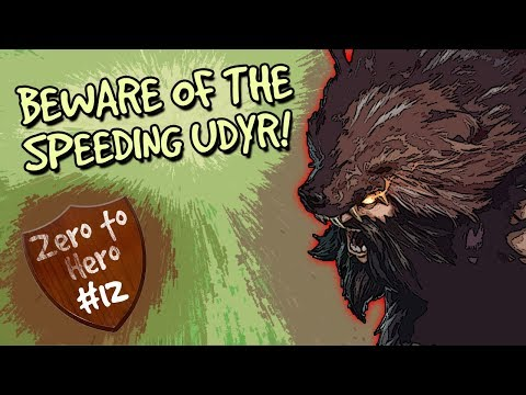 BEWARE OF THE SPEEDING UDYR! From Zero to Hero #12 [League of Legends]