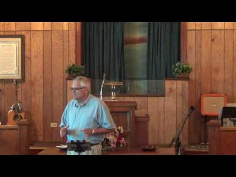 Christ at Tabernacles, Part 4, Terry Lee Hovey, FBC Higgins