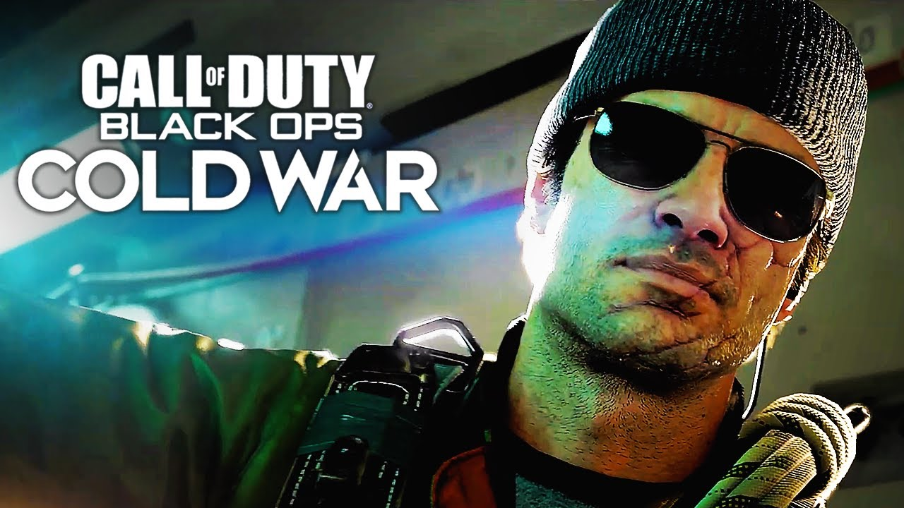 Call Of Duty Black Ops Cold War Official Multiplayer Reveal Trailer Youtube