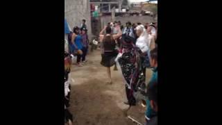 Carnaval de santa apolonia teacalco 2016