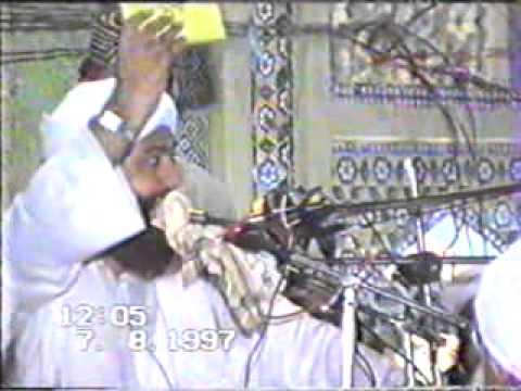 MUFTI ABDUL RAHEEM SIKANDARI SPECIAL 3 HOURS BAYAN AT TAJ MASJID MORO 1997 PART 05.flv