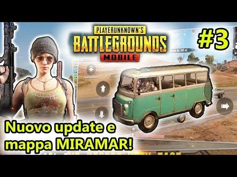 PUBG Mobile - Aggiornamento e nuova mappa nel deserto MIRAMAR! - Android - (Salvo Pimpo's)