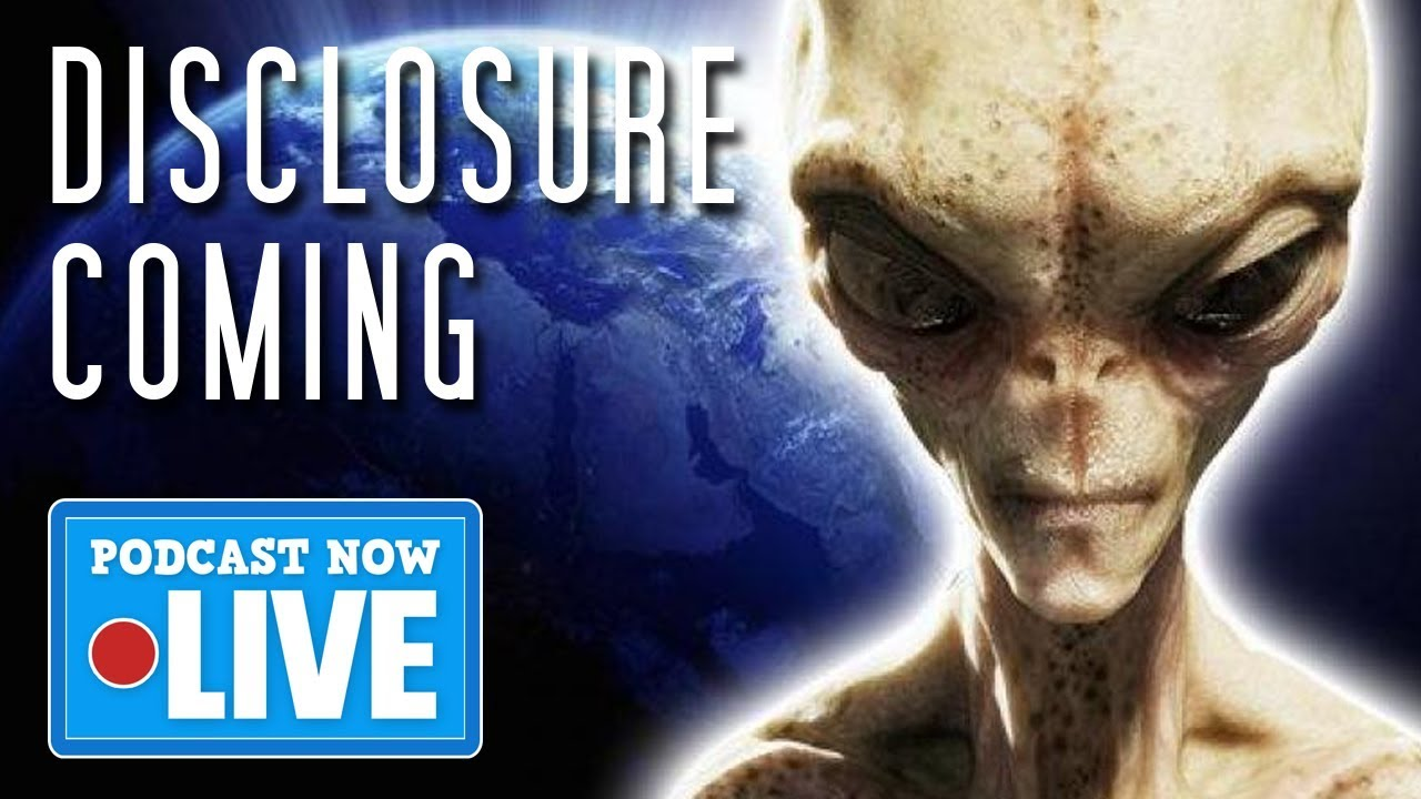 How Would We Officially Announce Aliens? - Podcast Now Live Ep.89 (T.2)
