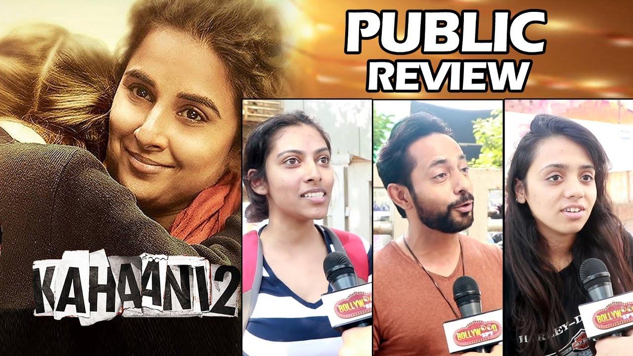 Download Kahaani 2 PUBLIC REVIEW - MASSIVE Response - Vidya Balan, Arjun Rampal