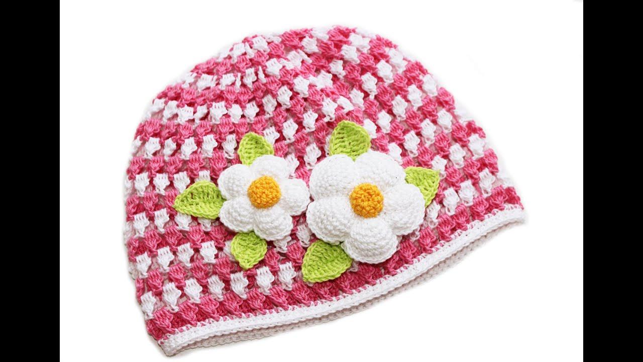 Осенняя и весенняя шапочка
