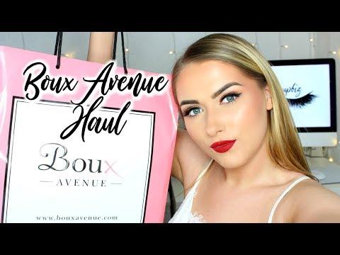 Boux Avenue Haul + Try On | shivonmakeupbiz