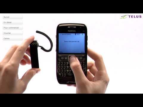 Nokia E71 - Se connecter